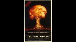 Un chico y su perro