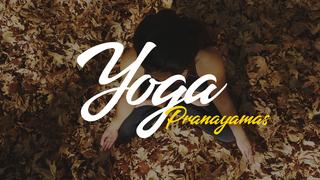 Pranayamas - (Miérc. 31/03/2021)