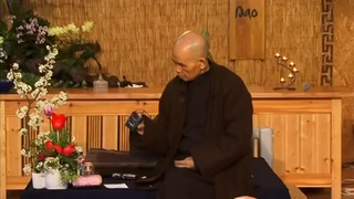 Dharma talk in modern life