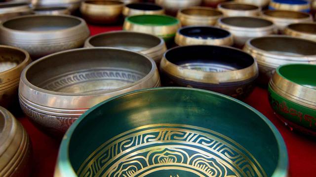 Cuencos Tibetanos