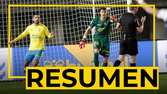 RESUMEN | UD Las Palmas - Sabadell FC (0-1)