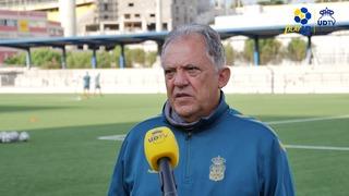 """J.M. Rodríguez: """"No podemos relajarnos en fases del partido"""""""