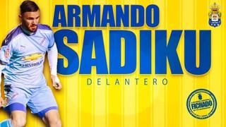 Sadiku refuerza el ataque