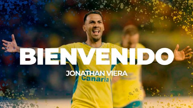 ¡Bienvenido a tu casa, Jonathan Viera!
