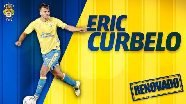 Eric Curbelo renueva por una campaña más