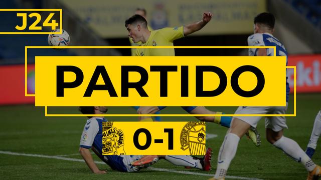 PARTIDO COMPLETO   Las Palmas - Sabadell (0-1)