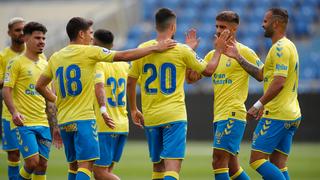 PRETEMPORADA   Las Palmas - San Fernando (5-0)