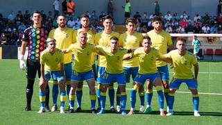 PARTIDO COMPLETO   AD Ceuta - Las Palmas Atlético (0-0)