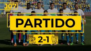 PARTIDO COMPLETO | Las Palmas - Ponferradina (2-1)