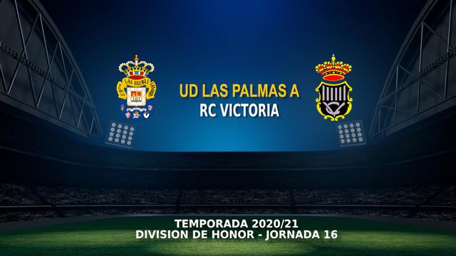Jornada 16 | Juvenil DH - RC Victoria (4-0)