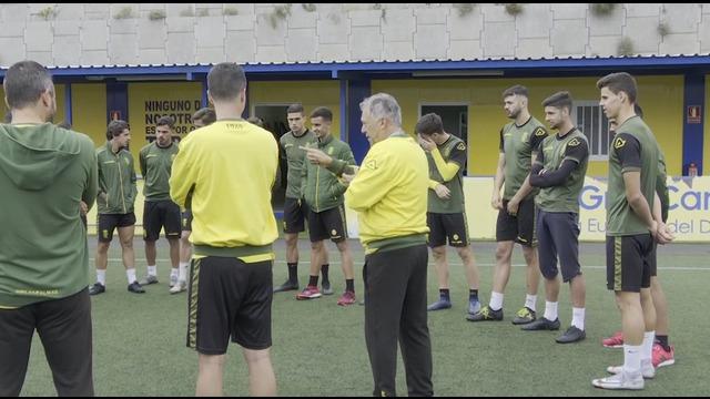 Valoración temporada 2018/19 de Las Palmas Atlético
