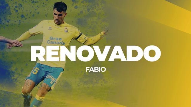 RENOVACIÓN | Fabio se queda en casa