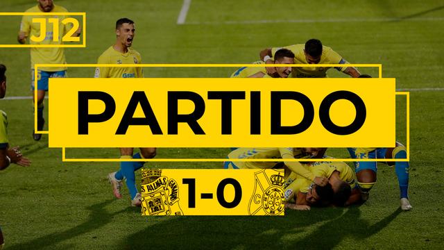 PARTIDO COMPLETO | Las Palmas - Tenerife (1-0)
