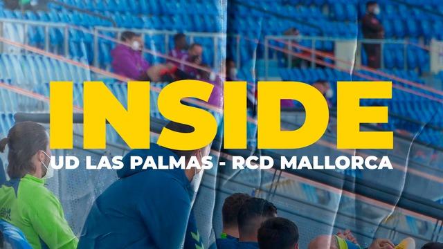 INSIDE | Partido disputado ante el Mallorca