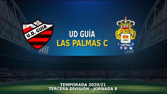 JORNADA 8 | Guía 0-1 Las Palmas C