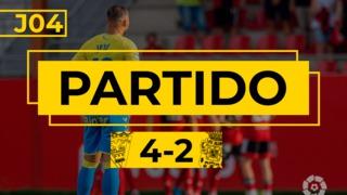 PARTIDO COMPLETO | Mirandés - Las Palmas (4-2)