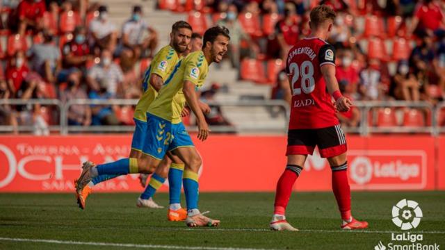 Gol de Pejiño 3-1 vs CD Mirandés