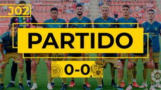 PARTIDO COMPLETO   Girona - Las Palmas (0-0)