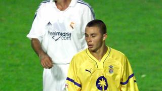 UD Las Palmas 4-2 Real Madrid   Temp. 2001/02