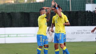 PRETEMPORADA   Espanyol - Las Palmas (0-1)