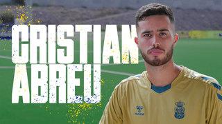"Cristian Abreu   ""En este club hay oportunidades"""