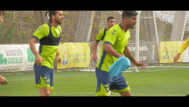 SALIDA | Aythami Artiles no continuará en la UD Las Palmas