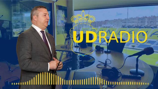 Miguel Ángel Ramírez en UDRadio