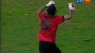 CD Tenerife 1-3 UD Las Palmas   Temp.2001/02