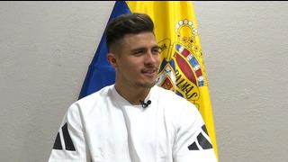 """Narváez: """"Desde fuera se ve un equipo alegre, somos una familia"""""""