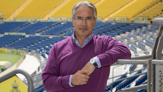 Patricio Viñayo: