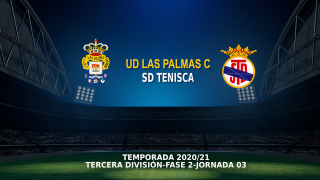 Jornada 3 (Fase 2) | Las Palmas C 2-2 Tenisca