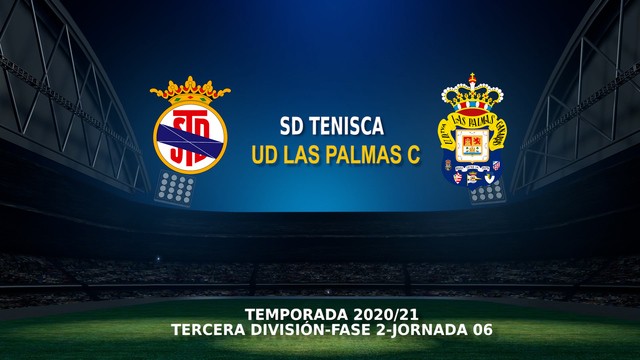 Jornada 6 (Fase 2) | Tenisca 2-1 Las Palmas C