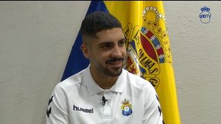 """Alex Suárez: """"Siempre tienes que dar lo mejor de ti, juegues o no"""""""