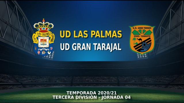 JORNADA 4 | Las Palmas C 1-0 Gran Tarajal