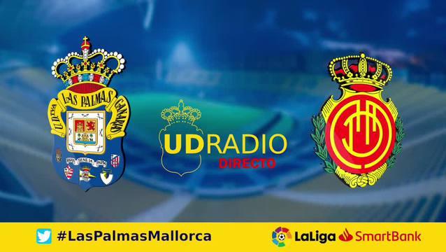 Así contamos lo contamos en UDRADIO | Las Palmas 1-1 Mallorca