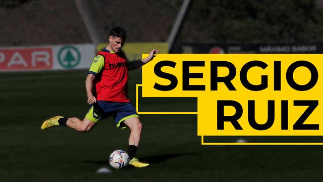 Sergio Ruiz: