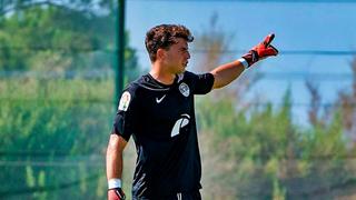 """Alex Domínguez: """"En su día no jugué con público y hoy me sentí arropado"""""""