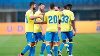 PRETEMPORADA   Las Palmas - San Mateo (1-0)