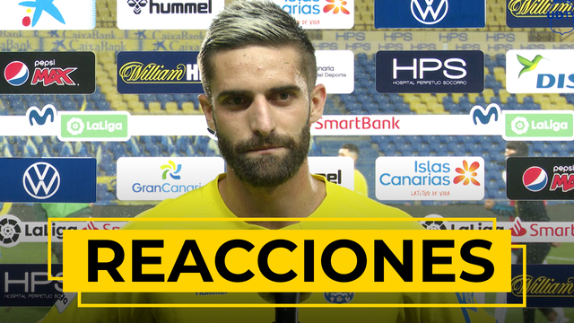 REACCIONES   Pejiño habla tras la derrota ante el Sabadell