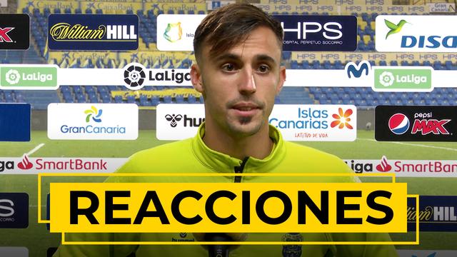 REACCIONES | Clemente habla tras el empate ante el Alcorcón