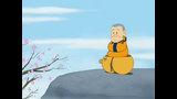 El resultado de la iluminación - Dibujos zen