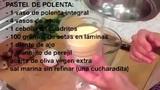 Pastel de Polenta