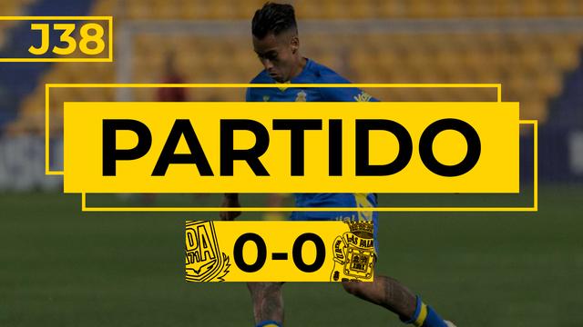 PARTIDO COMPLETO   Alcorcón - Las Palmas (0-0)