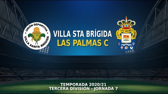 JORNADA 7 | Villa Sta. Brígida 0-1 Las Palmas C