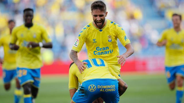 Gol de Pejiño UD 2-0 vs Cartagena