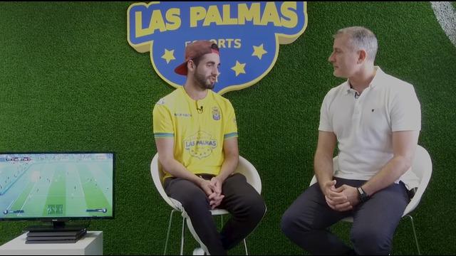 ENTREVISTA | Entrenador de porteros en la base de nuestro club, SANTI LAMPÓN, entrevistado por José