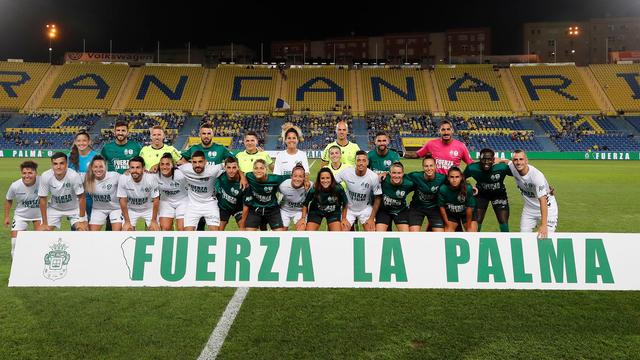 Triunfó la solidaridad por La Palma
