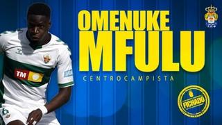 Acuerdo para la incorporación de Mfulu
