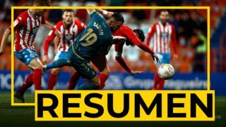 RESUMEN | Lugo - UD Las Palmas (2-0)