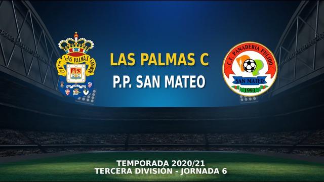JORNADA 6 | Las Palmas C 1-0 Panadería Pulido San Mateo